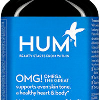 OMG! Omega the Great - HUM Nutrition Beauty Vitamins & Supplements
