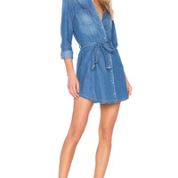 AG Adriano Goldschmied Hartley Dress in Indigo Dawn | REVOLVE