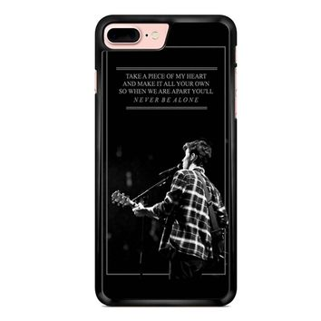 Shawn Mendes Never Be Alone iPhone 7 Plus Case