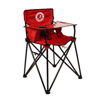 Alabama Crimson tide NCAA Ultimate Travel Child High Chair