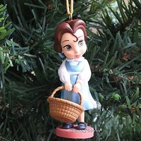 Licensed cool CUSTOM Disney Animators Belle Toddler Beauty & the Beast Christmas Ornament PVC