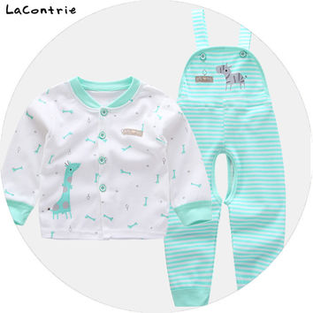 Safety Cosy Lacontrie 100% cotton Clothing for babies boy baby girl newborns keep warm Kids' things Clothes Coat + Overalls