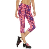 Tek Gear Core Lifestyle Capri Yoga Leggings