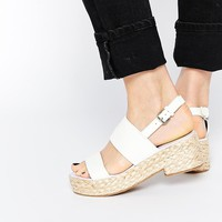 ASOS | ASOS HOP SCOTCH Flatforms at ASOS