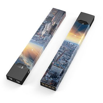 Skin Decal Kit for the Pax JUUL - Fusion NYC Skylight