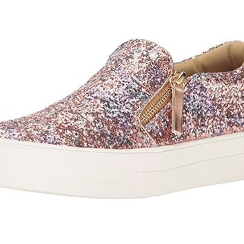 Not Rated Timor Rose Gold Fashion Sneakers