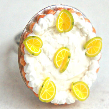 Key Lime Pie Ring
