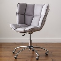 Glove Swivel Chair
