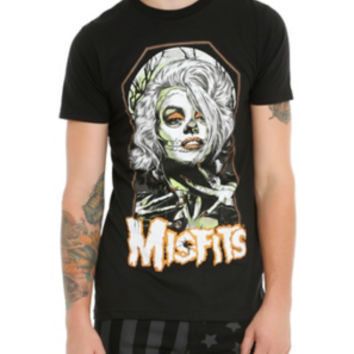 Misfits Spider Woman T-Shirt