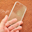 "Blank or clear DIY iPhone 4 and iphone 4s case : "" 1 Piece """