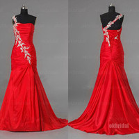mermaid prom dresses, red prom dress, red prom dress, long prom dresses, cheap prom dresses, prom dress 2014, dresses for prom, RE460