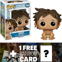Spot: Funko POP! x Good Dinosaur Vinyl Figure + 1 FREE Classic Disney Trading Card Bundle [63917]