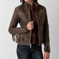 Affliction Black Premium Fast Times Jacket