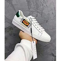 GUCCI Trending Women Stylish Casual Letter Print Sport Running Shoe Sneakers I-ALS-XZ