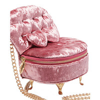 KITSCH SOFA SO GOOD CROSSBODY: Betsey Johnson