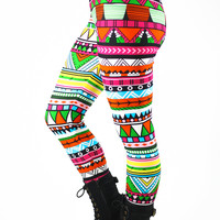 Neo Electric Leggings