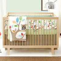 Treetop Friends Bedding by Skip Hop - Baby Crib Bedding - 276200