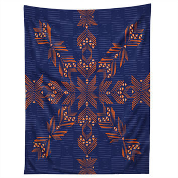 Zoe Wodarz Arrow Dance Tapestry