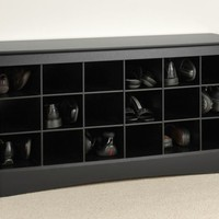 Bench, Shoe Cubbie from Seventh Avenue ®