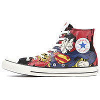 Converse The Chuck Taylor All Star Comics Sneaker in Black Royal : Karmaloop.com - Global Concrete Culture