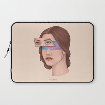 Made Of Stars Laptop Sleeve by marylobs