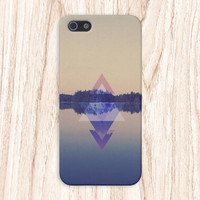 Great Lakes x Geometric Reflections Case for iPhone 6 6+ iPhone 5 5S 5C iPhone 4 4S and Samsung Galaxy S5 S4 & S3