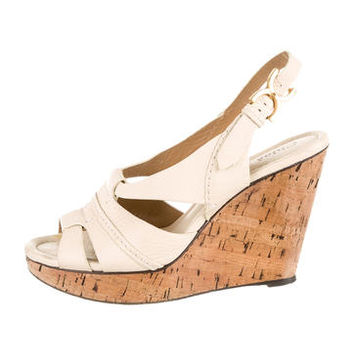 Chloé Wedge
