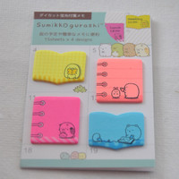 Sumikkogurashi Notebook Sticky Notes