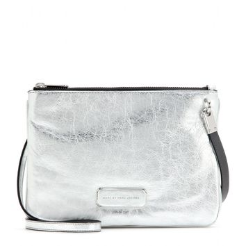 marc by marc jacobs - double percy leather shoulder bag