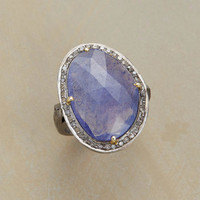 Tanzanite Knockout Ring