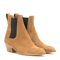 Dixon suede ankle boots