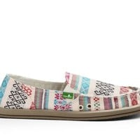 Donna Sidewalk Surfer for Women | Sanuk