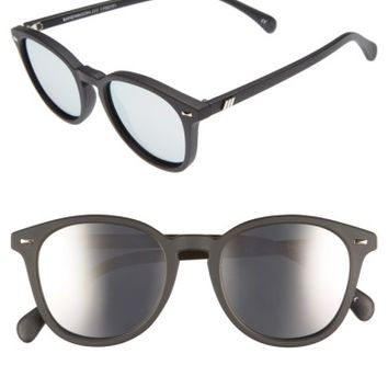 Le Specs Bandwagon 51mm Polarized Sunglasses | Nordstrom