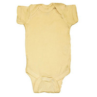 100% Certified Organic Cotton Bodysuits