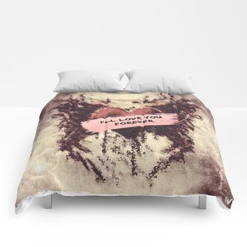 Enigma Comforters by Jessica Ivy
