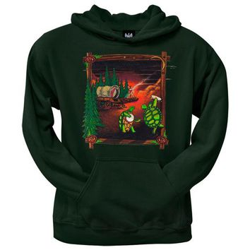 DCCKU3R Grateful Dead - Covered Wagon Forest Pullover Hoodie