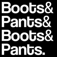 Boots & Pants T-Shirt *FREE SHIPPING*