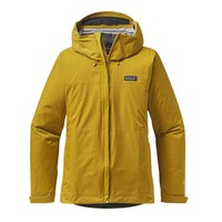 Patagonia Women's Torrentshell Waterproof/Rain Jacket | Sulphur Yellow