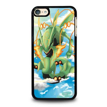 SHINY RAYQUAZA POKEMON iPod Touch 6 Case Cover