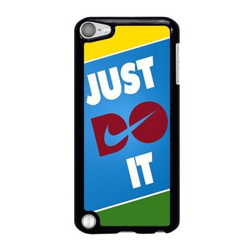 JUST DO IT 2 iPod Touch 5 Case Cover