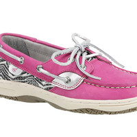 Sperry Top-Sider Girls Bluefish Boat Shoes