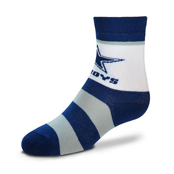 Dallas Cowboys  Infant Rugby Block Socks