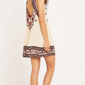 Ecote Guinevere Frock Dress - Urban Outfitters