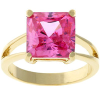 Pink C'este Di Amore Ring, size : 07