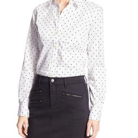 Banana Republic Factory Non Iron Poplin Shirt