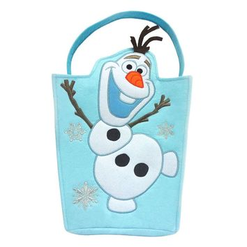 Disney's Frozen Olaf Trick-or-Treat Bag by Jumping Beans