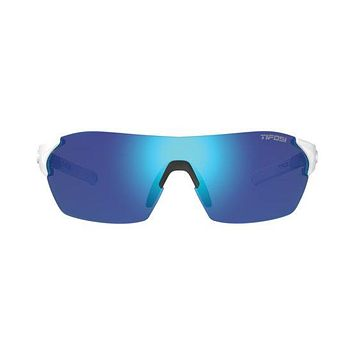 Tifosi - Brixen Skycloud Sunglasses / Clarion Blue AC Red Clear Lenses