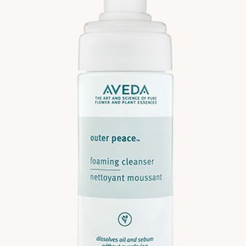 outer peace™ foaming cleanser   Aveda