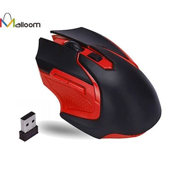 2.4GHz 3200DPI Wireless Optical Gaming Mouse