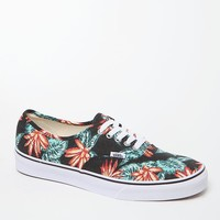Vans Authentic Aloha Shoes - Mens Shoes - Black